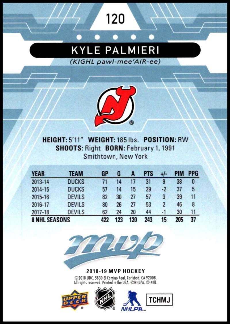 2018-19-Upper-Deck-MVP-Blue-Factory-Set-Parallels-Pick-From-List-With-Rookies miniature 241