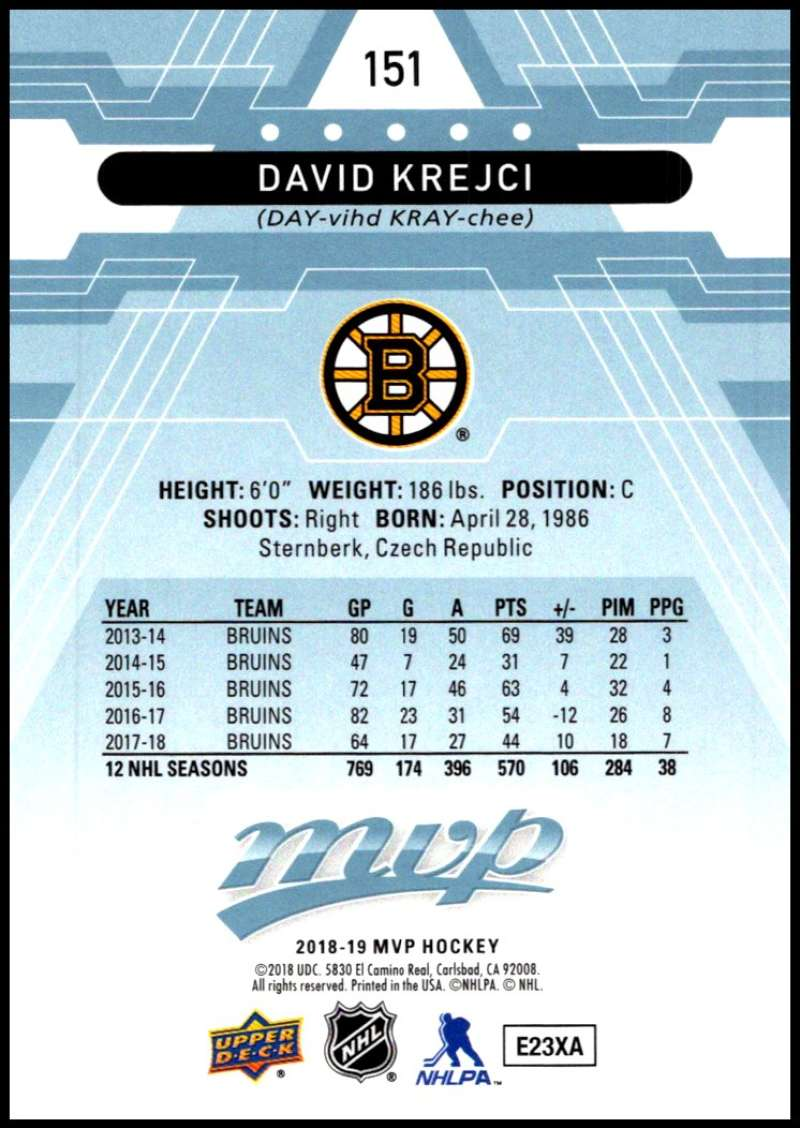 2018-19-Upper-Deck-MVP-Blue-Factory-Set-Parallels-Pick-From-List-With-Rookies miniature 303