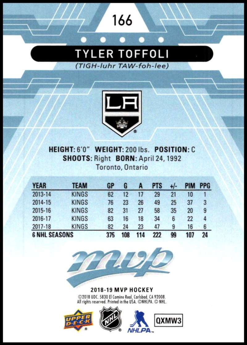 2018-19-Upper-Deck-MVP-Blue-Factory-Set-Parallels-Pick-From-List-With-Rookies miniature 333