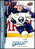 2018-19 Upper Deck MVP Hockey Factory Set BLUE Rookie Card RC #233 Casey Mittelstadt Buffalo Sabres