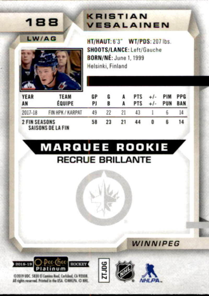 2018-19-OPC-O-Pee-Chee-Platinum-NHL-Hockey-Singles-Inserts-Pick-Your-Cards-Lot thumbnail 377