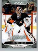 2019-20 Upper Deck MVP #182 Carter Hart NM-MT Philadelphia Flyers