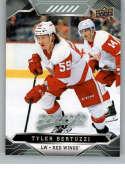 2019-20 Upper Deck MVP #195 Tyler Bertuzzi NM-MT Detroit Red Wings