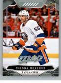 2019-20 Upper Deck MVP #199 Johnny Boychuk NM-MT New York Islanders