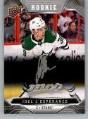 2019-20 Upper Deck MVP Silver Script Hockey #226 Joel L'Esperance Dallas Stars Official Upper Deck Hockey Card