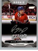 2019-20 Upper Deck MVP Silver Script Hockey #249 Ryan Poehling Montreal Canadiens Official Upper Deck Hockey Card