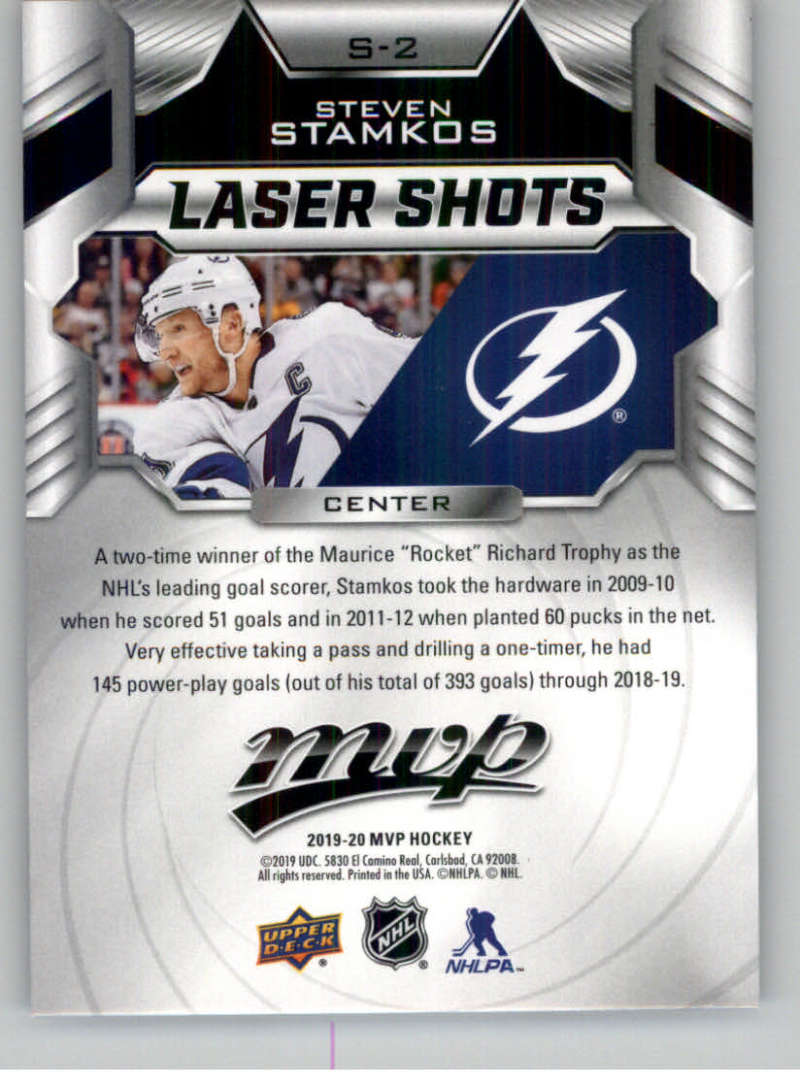 2019-20-Upper-Deck-MVP-NHL-Hockey-Insert-Singles-Pick-Your-Cards miniature 3