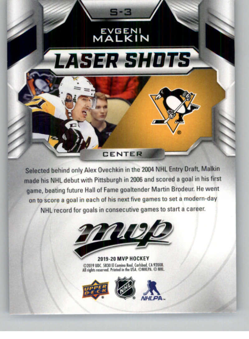 2019-20-Upper-Deck-MVP-NHL-Hockey-Insert-Singles-Pick-Your-Cards miniature 5