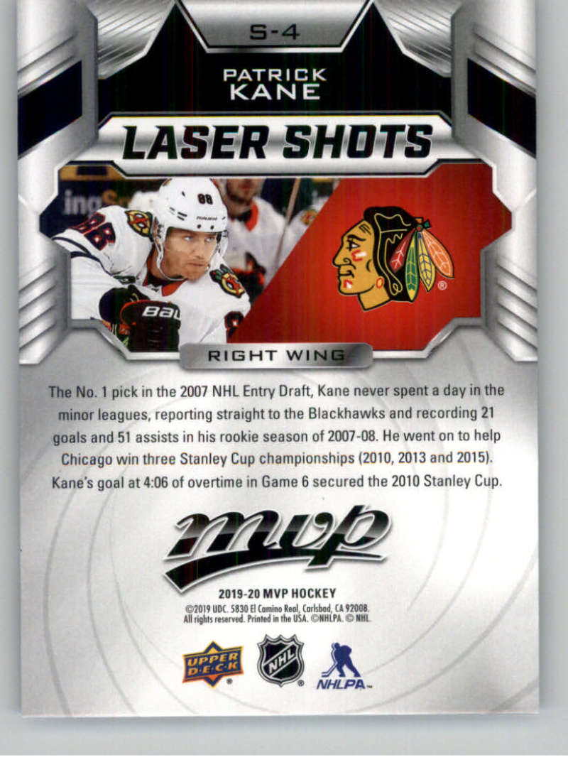 2019-20-Upper-Deck-MVP-NHL-Hockey-Insert-Singles-Pick-Your-Cards miniature 7