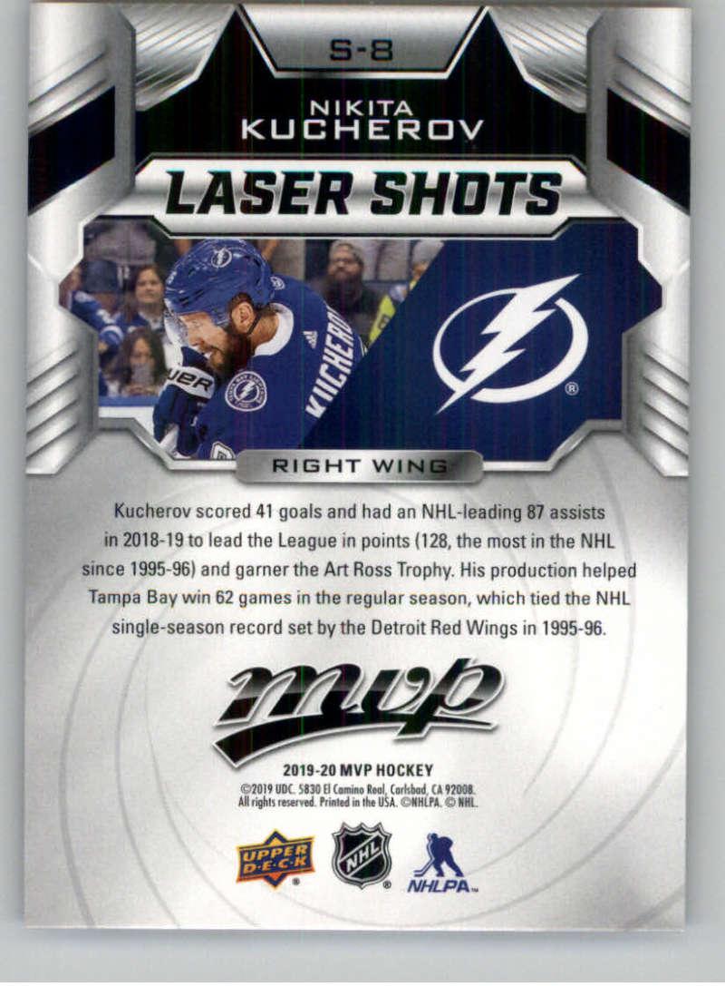 2019-20-Upper-Deck-MVP-NHL-Hockey-Insert-Singles-Pick-Your-Cards miniature 13