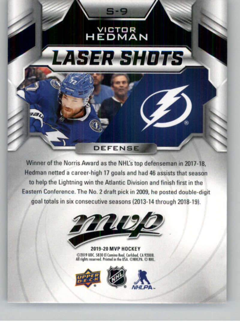 2019-20-Upper-Deck-MVP-NHL-Hockey-Insert-Singles-Pick-Your-Cards miniature 15