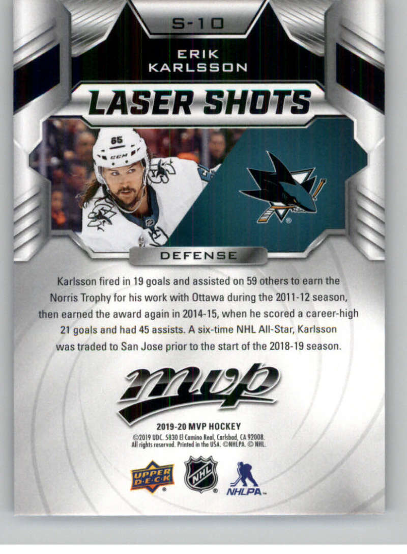 2019-20-Upper-Deck-MVP-NHL-Hockey-Insert-Singles-Pick-Your-Cards miniature 17