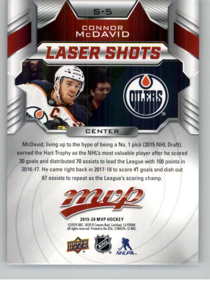 2019-20-Upper-Deck-MVP-NHL-Hockey-Insert-Singles-Pick-Your-Cards miniature 23