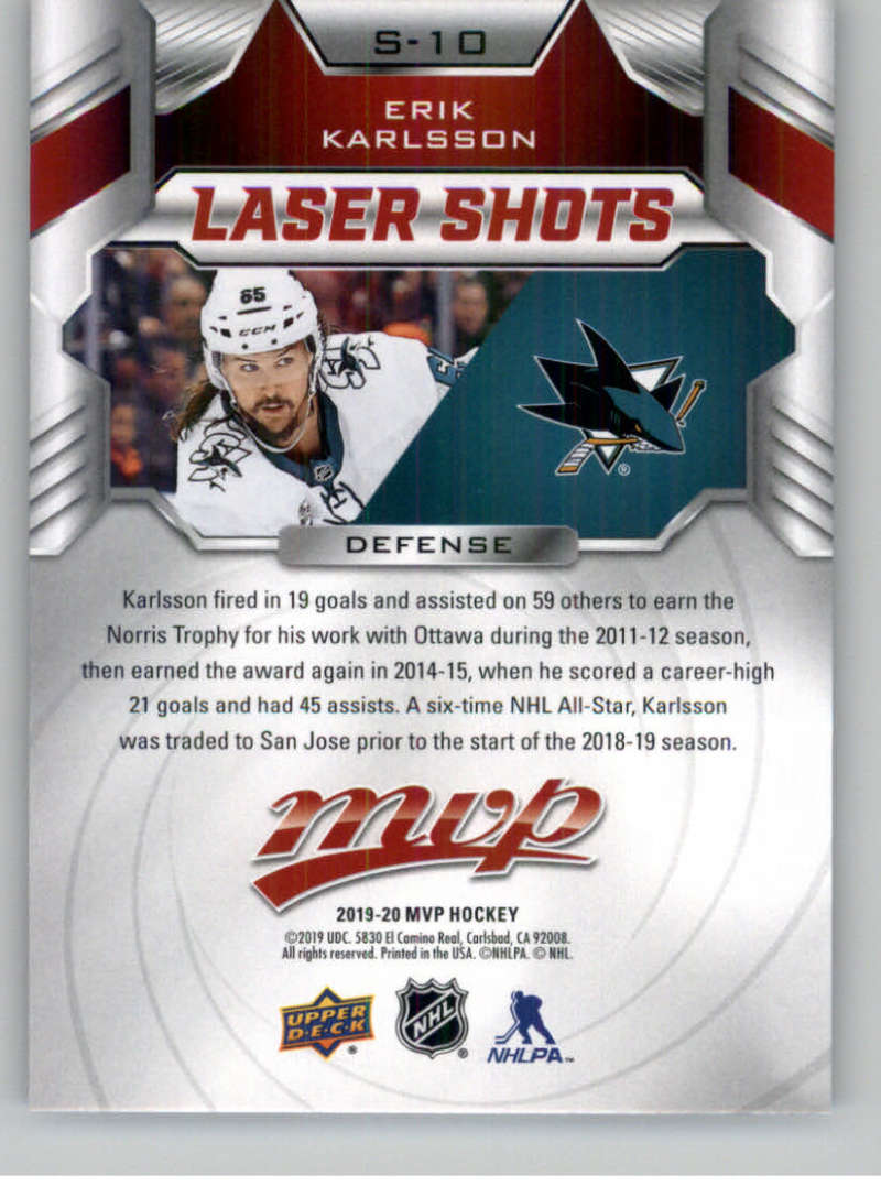 2019-20-Upper-Deck-MVP-NHL-Hockey-Insert-Singles-Pick-Your-Cards miniature 31
