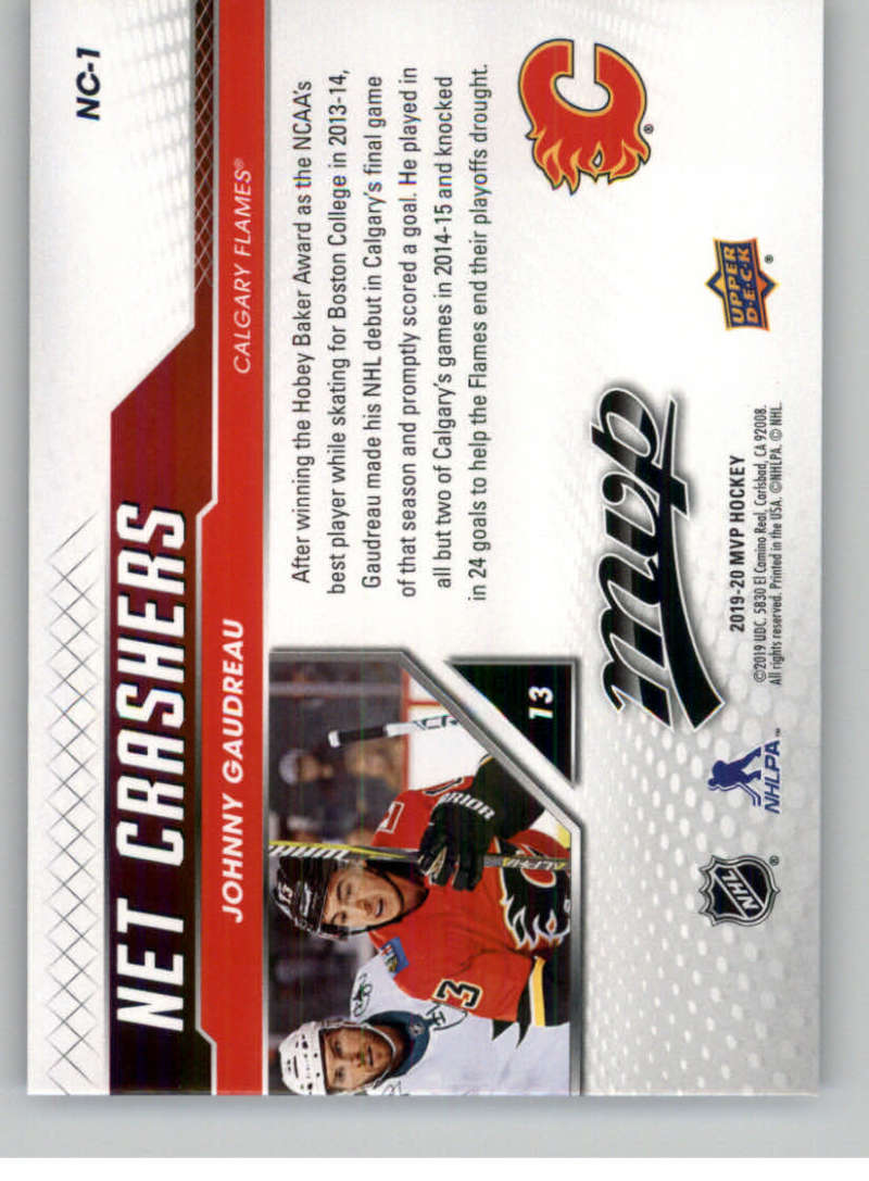 2019-20-Upper-Deck-MVP-NHL-Hockey-Insert-Singles-Pick-Your-Cards miniature 33