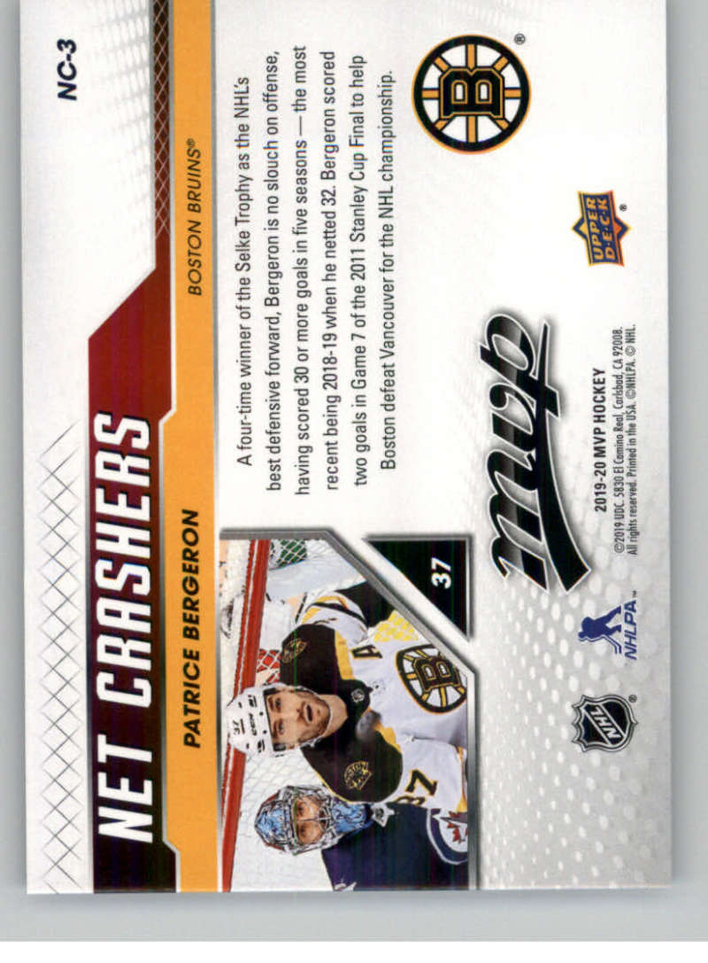 2019-20-Upper-Deck-MVP-NHL-Hockey-Insert-Singles-Pick-Your-Cards miniature 37