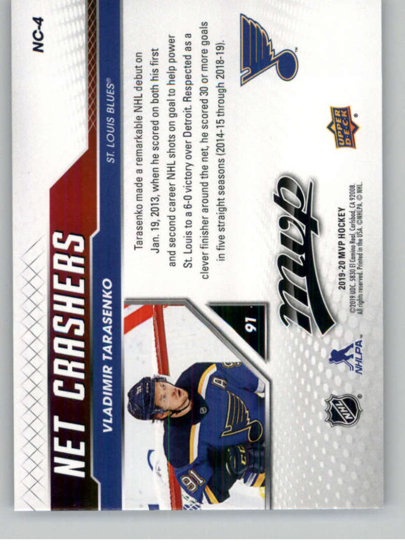 2019-20-Upper-Deck-MVP-NHL-Hockey-Insert-Singles-Pick-Your-Cards miniature 39