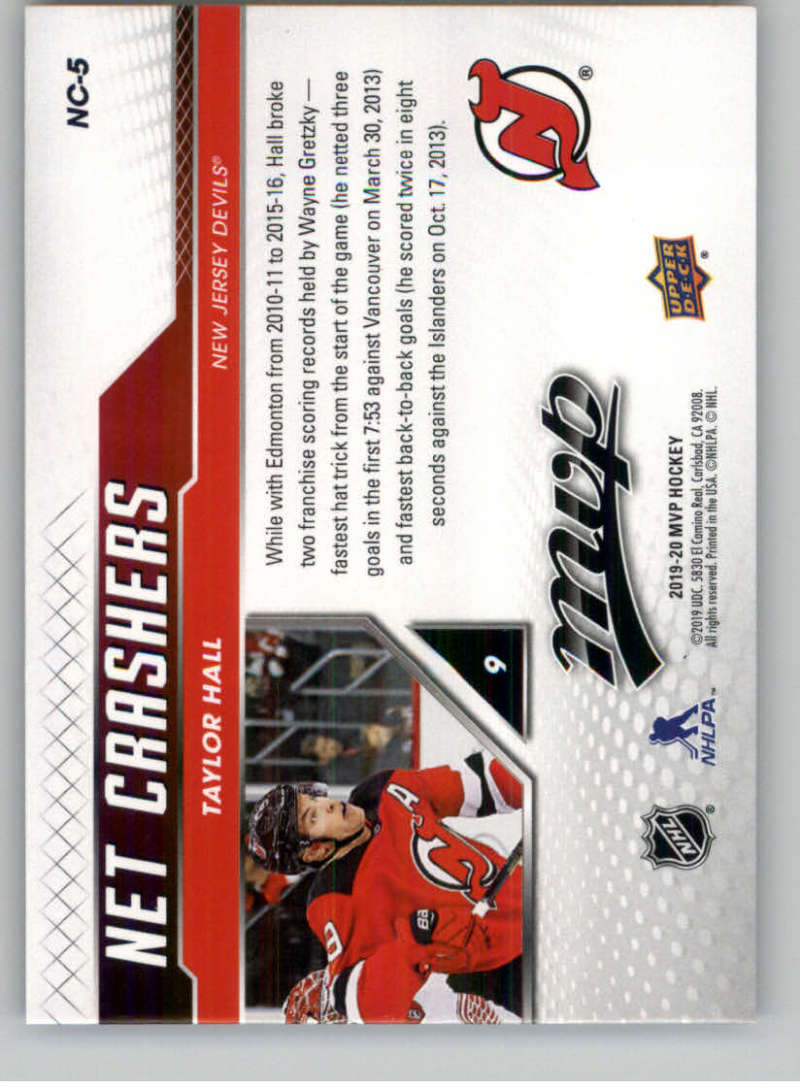 2019-20-Upper-Deck-MVP-NHL-Hockey-Insert-Singles-Pick-Your-Cards miniature 41