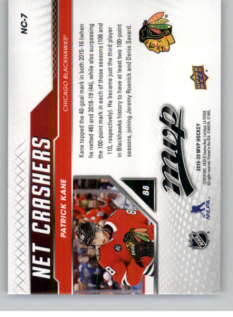 2019-20-Upper-Deck-MVP-NHL-Hockey-Insert-Singles-Pick-Your-Cards miniature 45