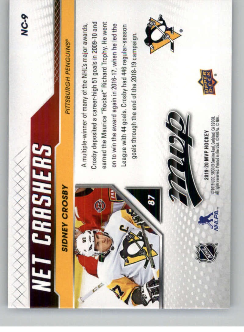 2019-20-Upper-Deck-MVP-NHL-Hockey-Insert-Singles-Pick-Your-Cards miniature 49