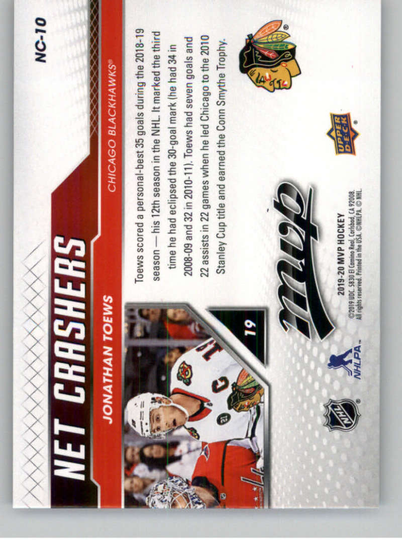 2019-20-Upper-Deck-MVP-NHL-Hockey-Insert-Singles-Pick-Your-Cards miniature 51