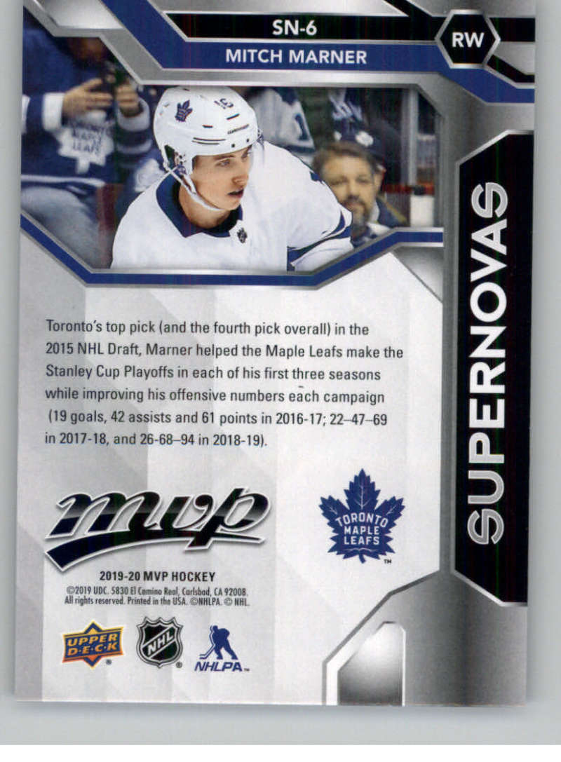 2019-20-Upper-Deck-MVP-NHL-Hockey-Insert-Singles-Pick-Your-Cards miniature 61