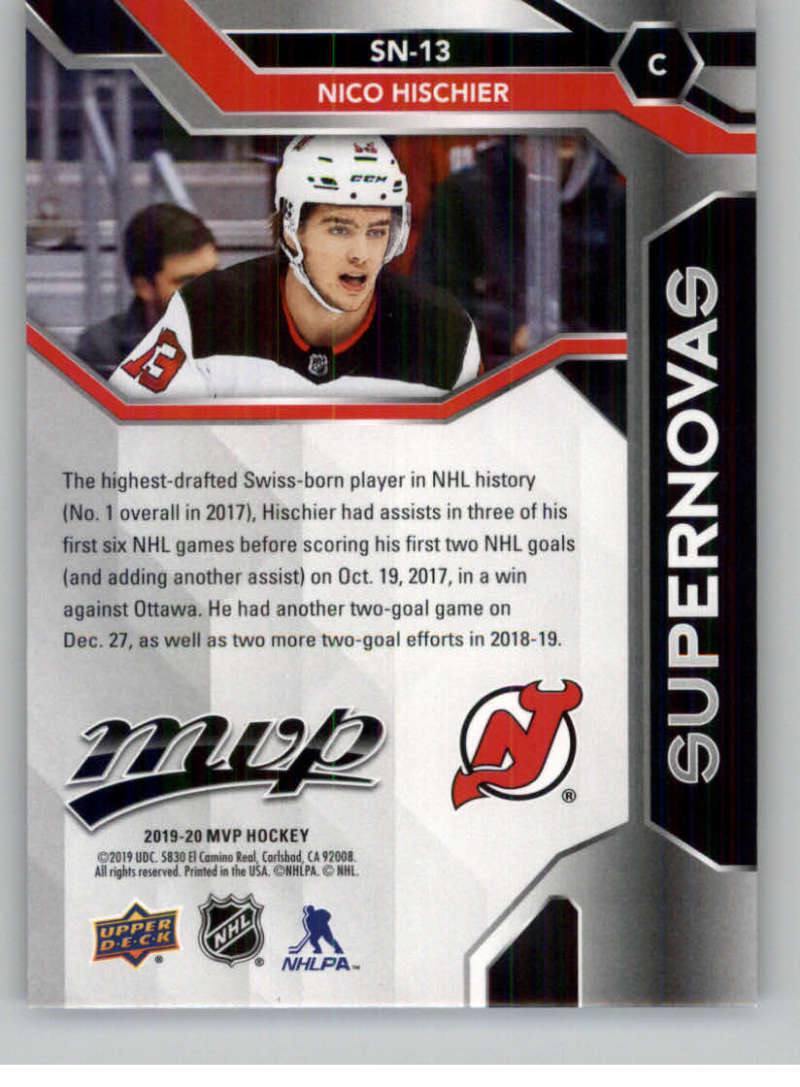 2019-20-Upper-Deck-MVP-NHL-Hockey-Insert-Singles-Pick-Your-Cards miniature 71