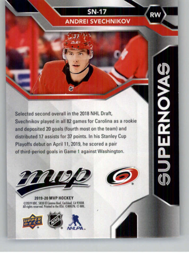 2019-20-Upper-Deck-MVP-NHL-Hockey-Insert-Singles-Pick-Your-Cards miniature 77