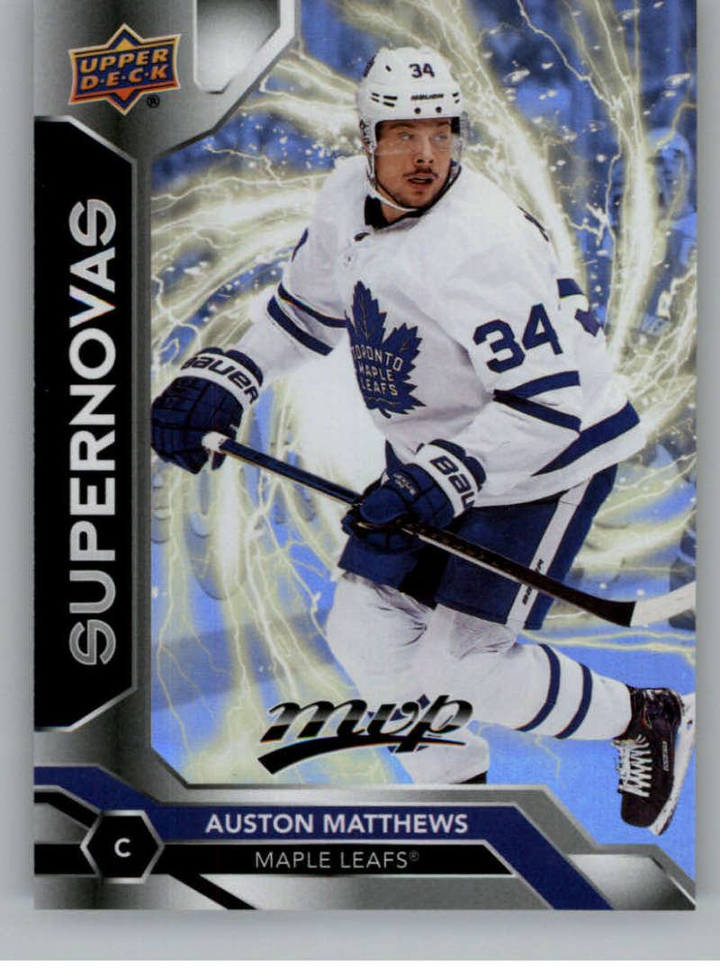 2019-20 Upper Deck MVP Supernovas