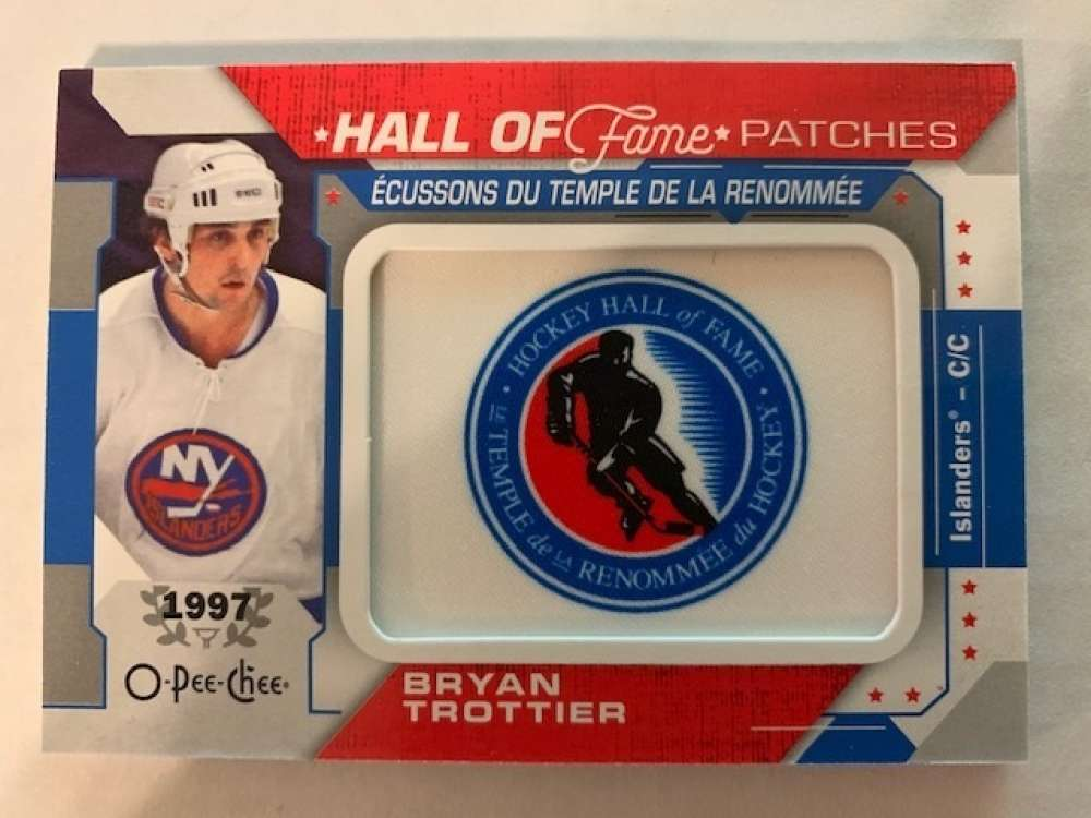 2019-20 O-Pee-Chee  Hall of Fame Manufactured Patches