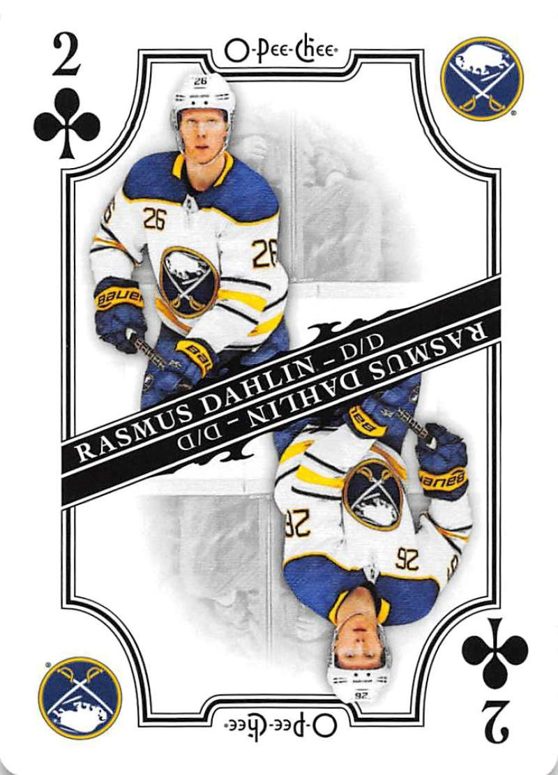 2019-20 O-Pee-Chee  Playing Cards
