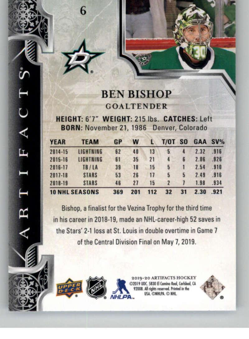 2019-20-Upper-Deck-Artifacts-Hockey-Base-Set-Cards-Choose-Card-039-s-1-100 thumbnail 13