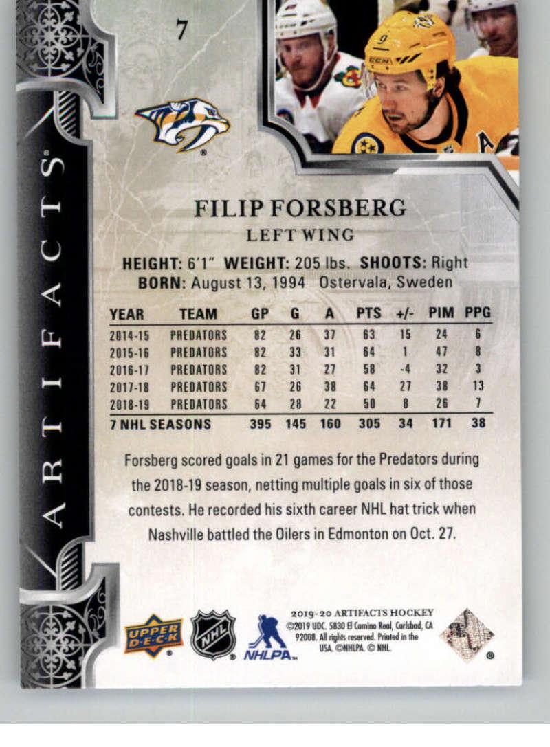 2019-20-Upper-Deck-Artifacts-Hockey-Base-Set-Cards-Choose-Card-039-s-1-100 thumbnail 15