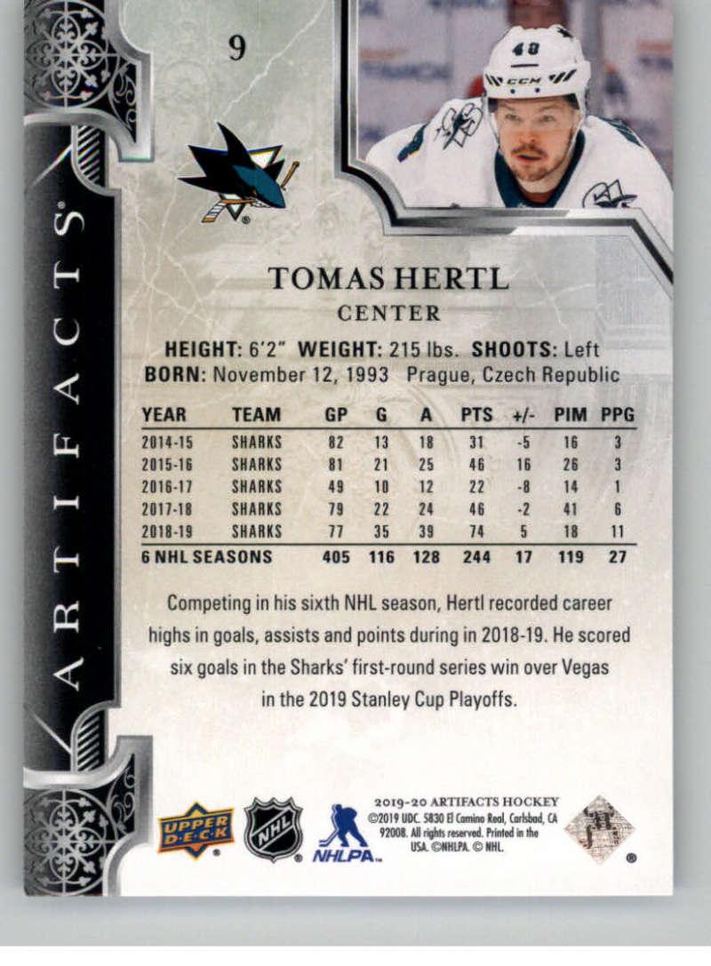 2019-20-Upper-Deck-Artifacts-Hockey-Base-Set-Cards-Choose-Card-039-s-1-100 thumbnail 19