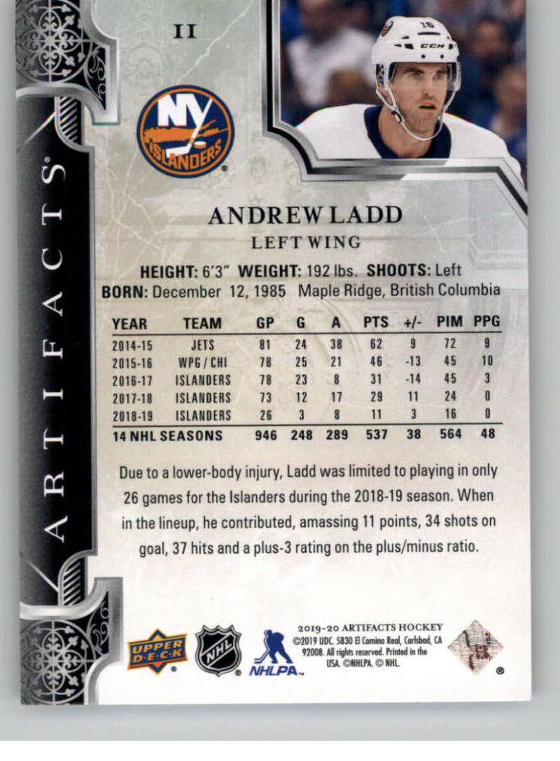 2019-20-Upper-Deck-Artifacts-Hockey-Base-Set-Cards-Choose-Card-039-s-1-100 thumbnail 23