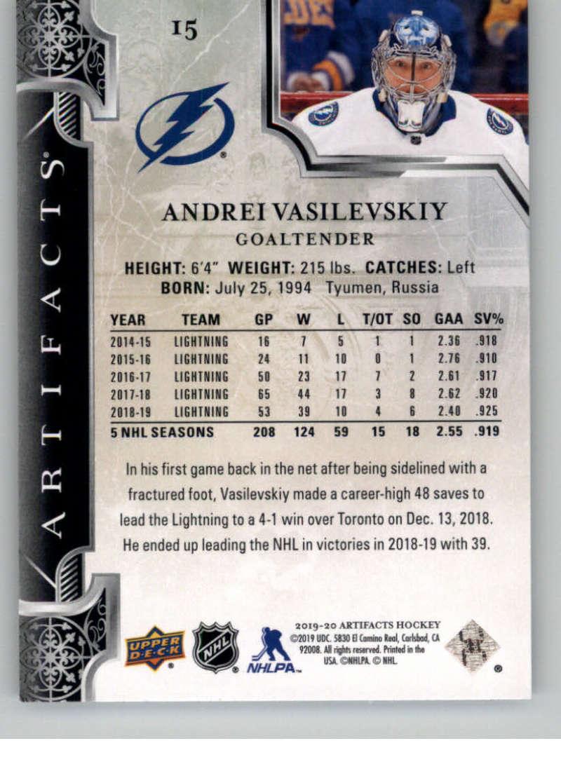 2019-20-Upper-Deck-Artifacts-Hockey-Base-Set-Cards-Choose-Card-039-s-1-100 thumbnail 31