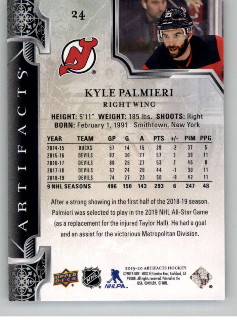 2019-20-Upper-Deck-Artifacts-Hockey-Base-Set-Cards-Choose-Card-039-s-1-100 thumbnail 49