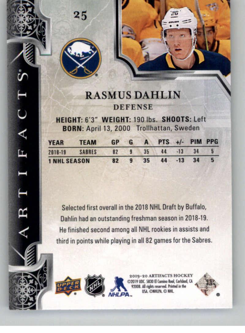 2019-20-Upper-Deck-Artifacts-Hockey-Base-Set-Cards-Choose-Card-039-s-1-100 thumbnail 51
