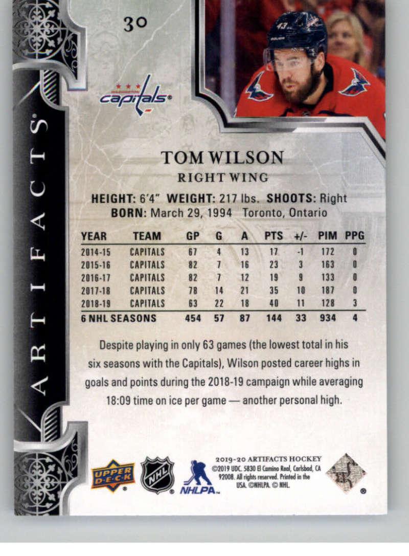 2019-20-Upper-Deck-Artifacts-Hockey-Base-Set-Cards-Choose-Card-039-s-1-100 thumbnail 61