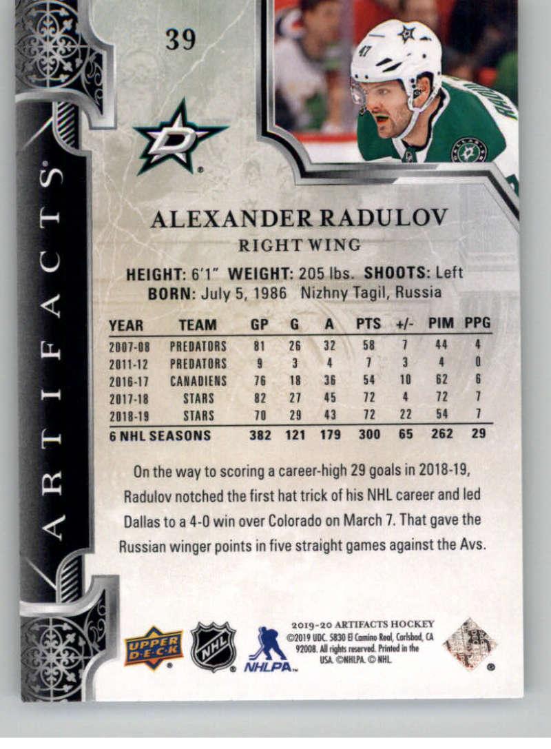 2019-20-Upper-Deck-Artifacts-Hockey-Base-Set-Cards-Choose-Card-039-s-1-100 thumbnail 79