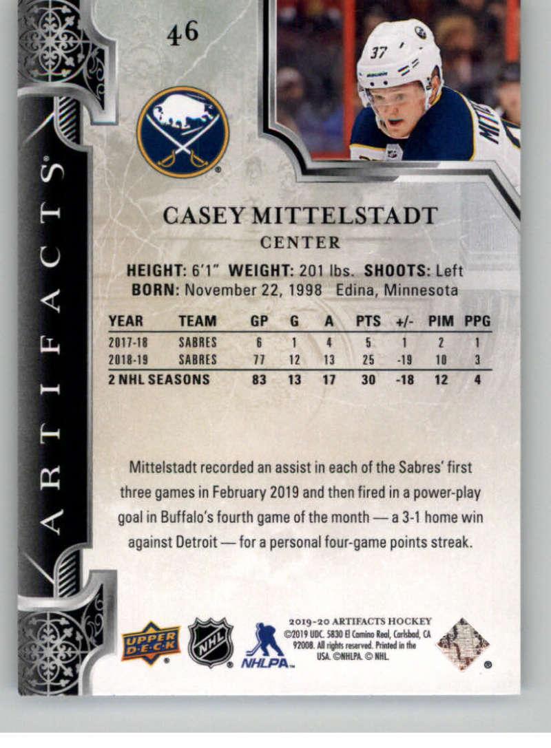 2019-20-Upper-Deck-Artifacts-Hockey-Base-Set-Cards-Choose-Card-039-s-1-100 thumbnail 91