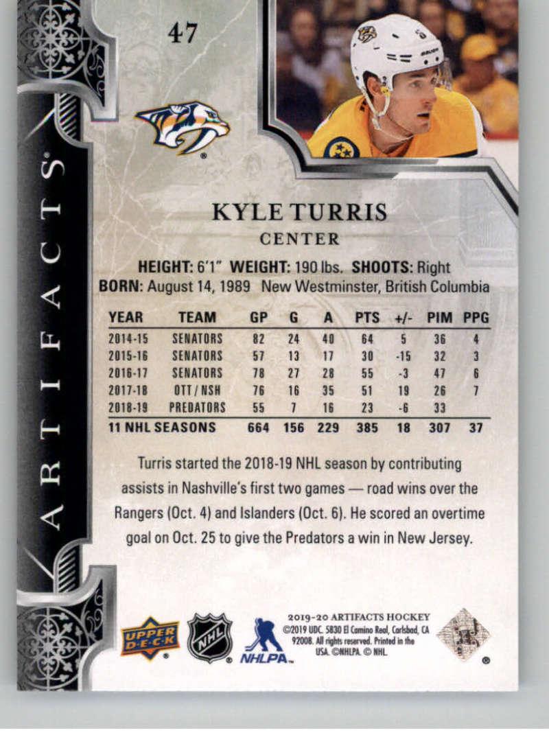 2019-20-Upper-Deck-Artifacts-Hockey-Base-Set-Cards-Choose-Card-039-s-1-100 thumbnail 93