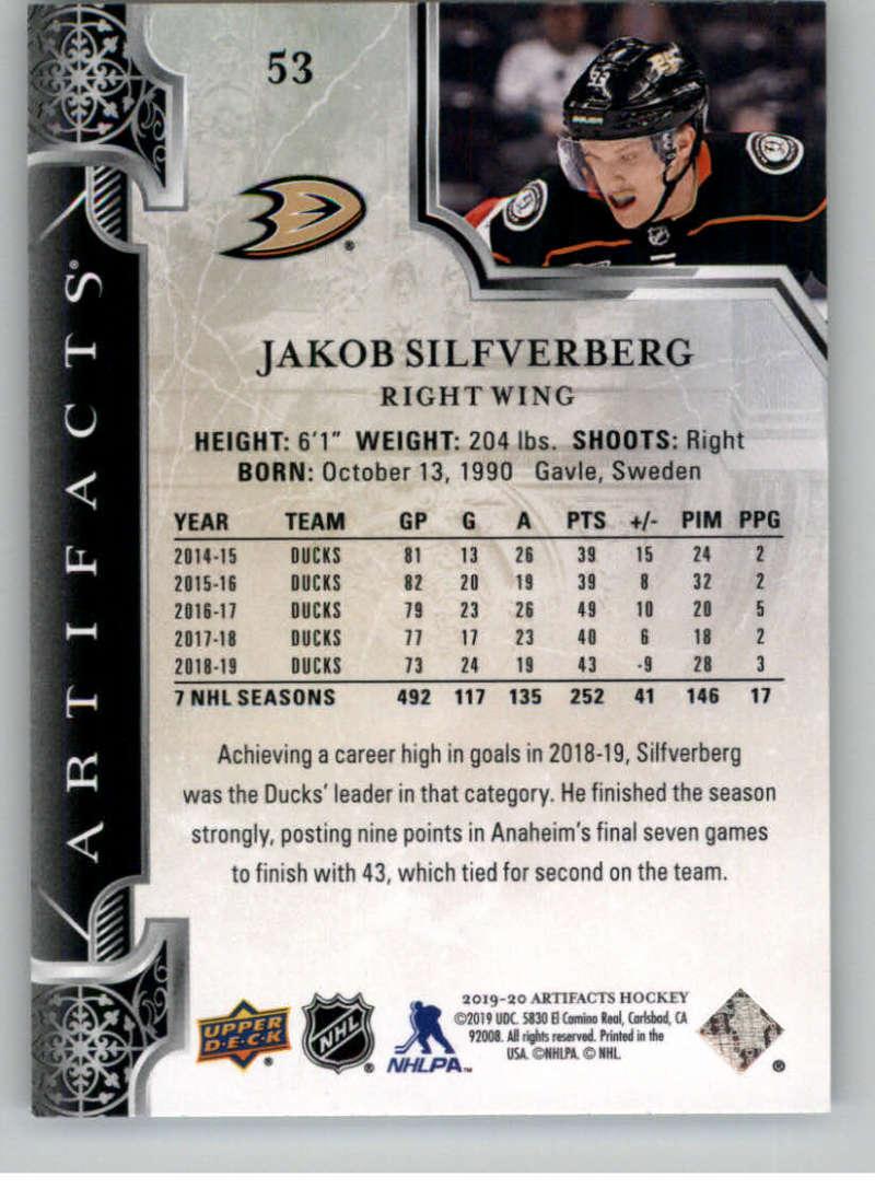 2019-20-Upper-Deck-Artifacts-Hockey-Base-Set-Cards-Choose-Card-039-s-1-100 thumbnail 105