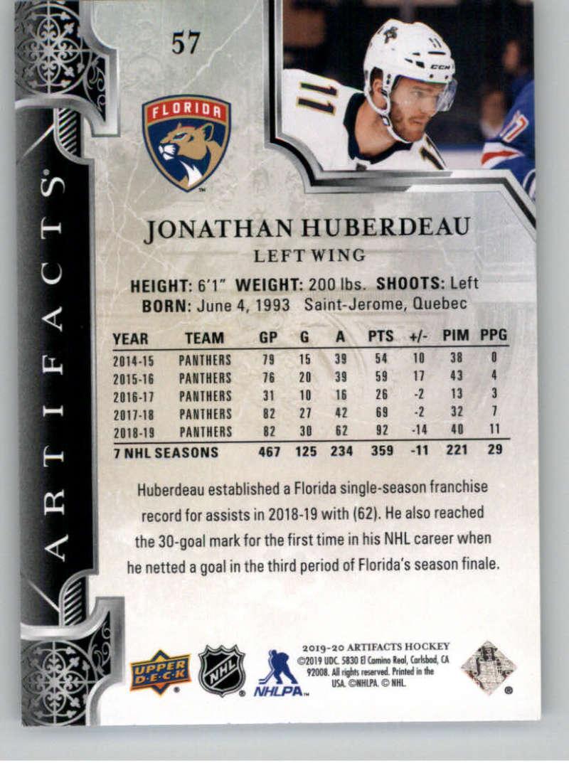 2019-20-Upper-Deck-Artifacts-Hockey-Base-Set-Cards-Choose-Card-039-s-1-100 thumbnail 113