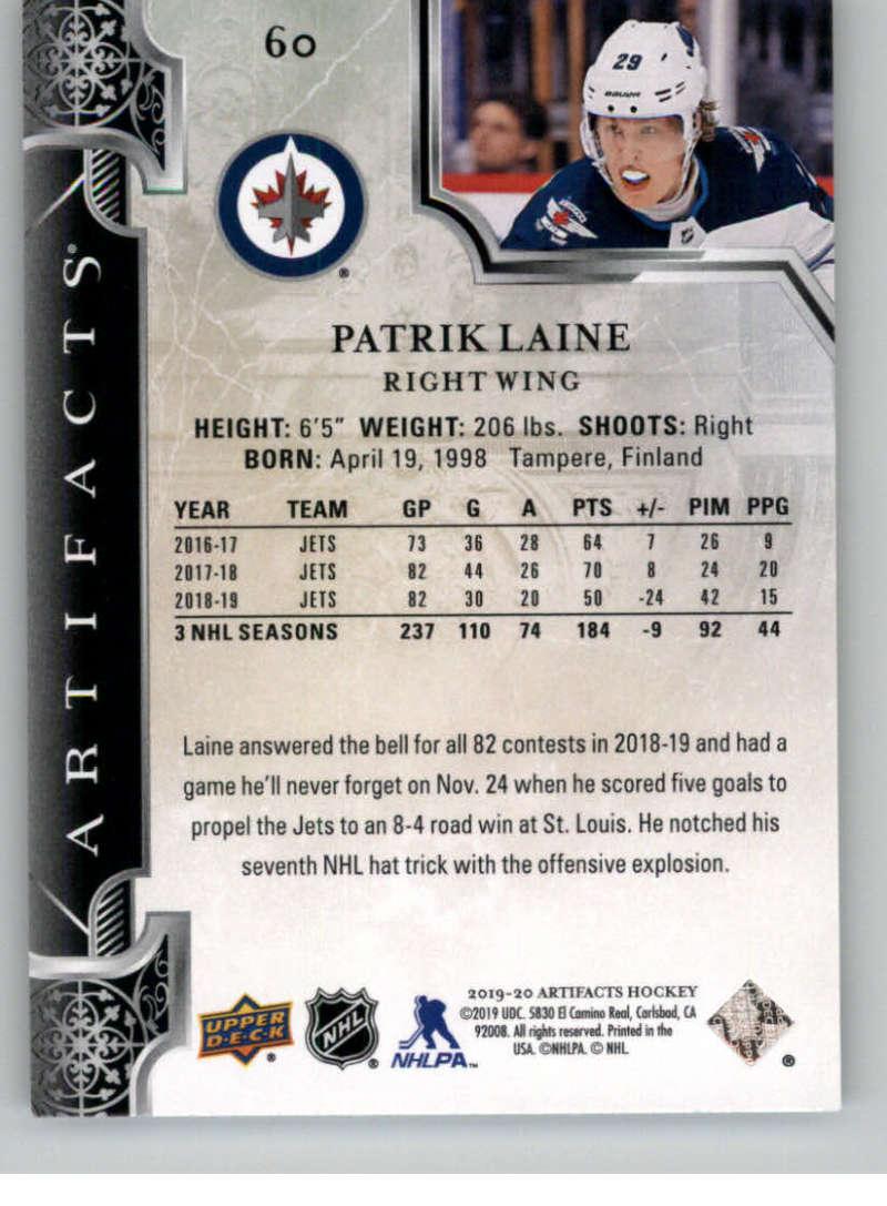 2019-20-Upper-Deck-Artifacts-Hockey-Base-Set-Cards-Choose-Card-039-s-1-100 thumbnail 119