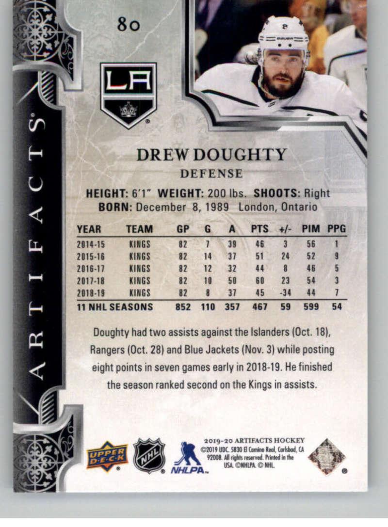 2019-20-Upper-Deck-Artifacts-Hockey-Base-Set-Cards-Choose-Card-039-s-1-100 thumbnail 155