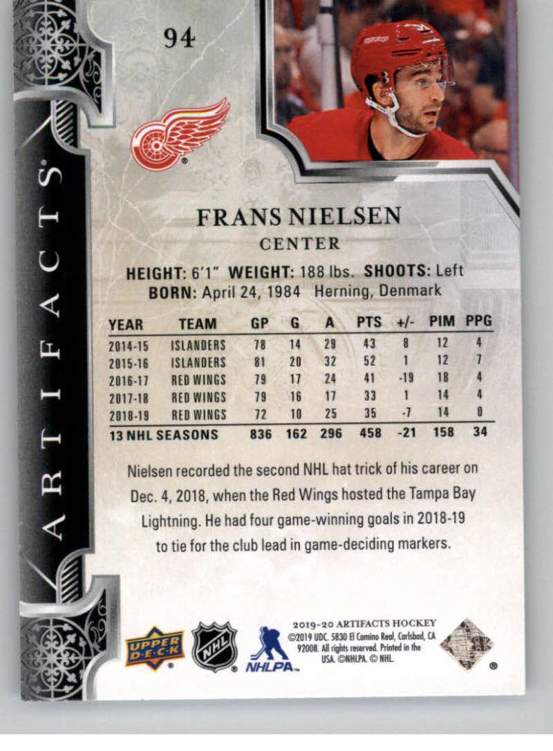 2019-20-Upper-Deck-Artifacts-Hockey-Base-Set-Cards-Choose-Card-039-s-1-100 thumbnail 183
