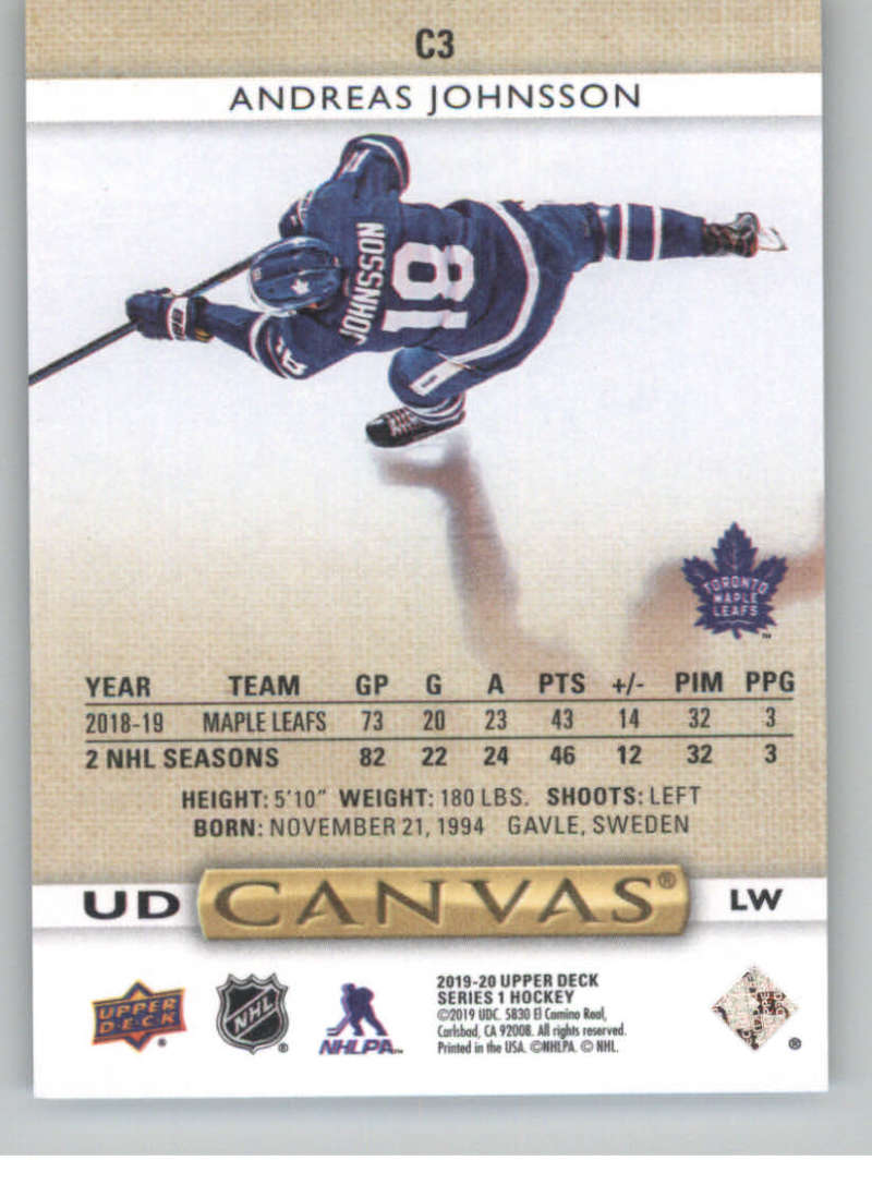 2019-20-Upper-Deck-Series-1-NHL-Hockey-Insert-Parallel-Singles-Pick-Your-Cards thumbnail 2