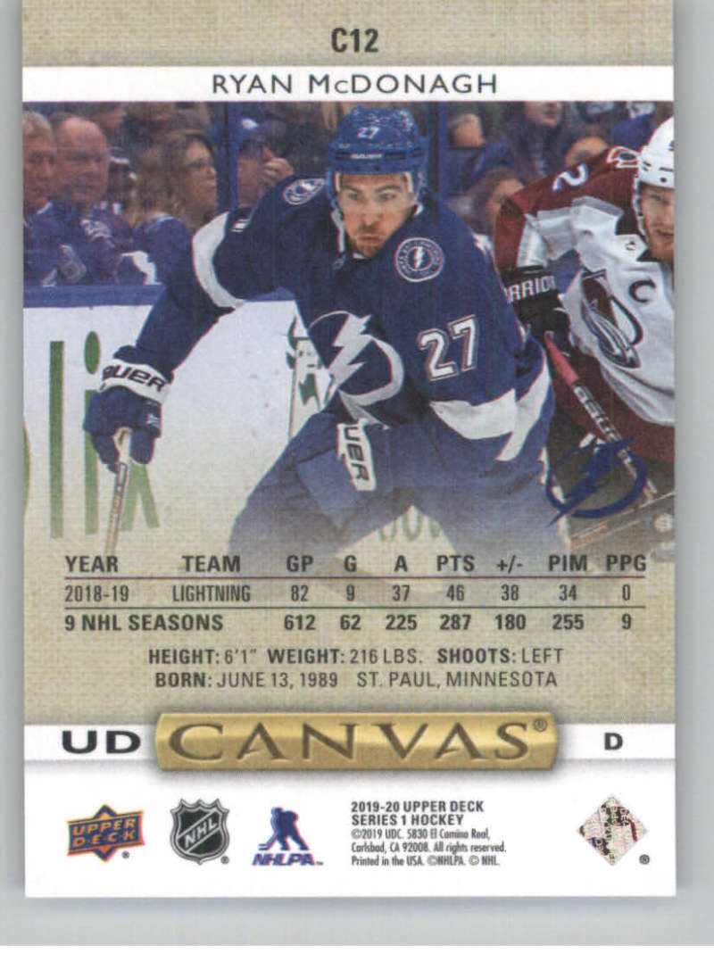 2019-20-Upper-Deck-Series-1-NHL-Hockey-Insert-Parallel-Singles-Pick-Your-Cards thumbnail 4