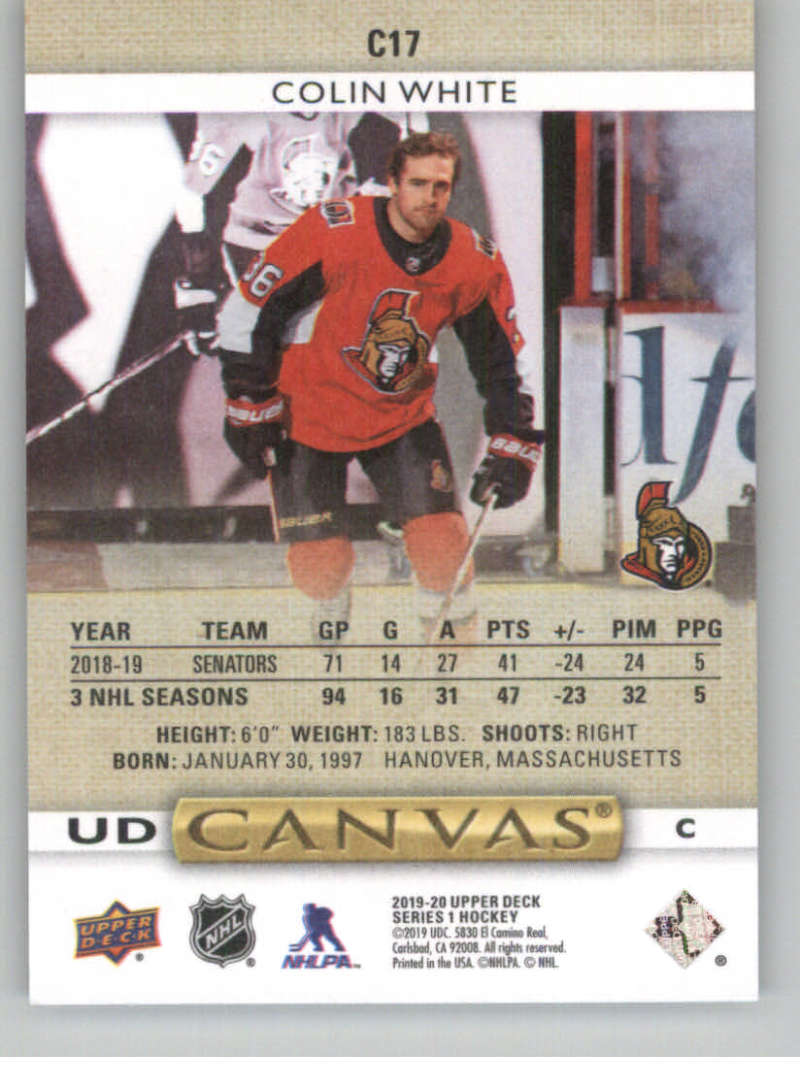 2019-20-Upper-Deck-Series-1-NHL-Hockey-Insert-Parallel-Singles-Pick-Your-Cards thumbnail 6